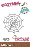 Cottage Cutz - Petites Die - Spiderweb