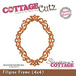 Cottage Cutz - Die - Filigree Frame