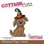 Cottage Cutz - Die - Halloween Puppy