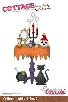 Cottage Cutz - Die - Potions Table