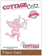 Cottage Cutz - Dies - Filigree Cupid