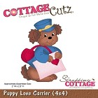 Cottage Cutz - Die - Puppy Love Carrier