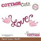 Cottage Cutz - Die - Tweet Love