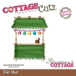 Cottage Cutz - Die - Tiki Hut