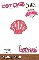Cottage Cutz - Die - Scallop Shell (Elites)