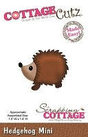 Cottage Cutz - Die - Mini Hedgehog