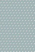 Craft Concepts - Embossing Folder - A2 More Dots