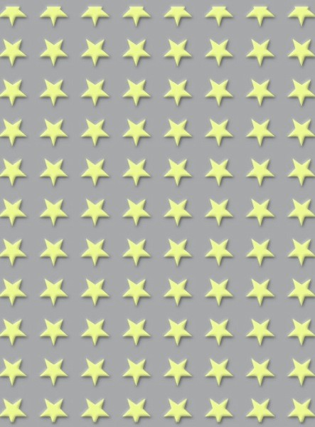 Craft Concepts - A2 Embossing Folder - All Dressed Up Solid Stars