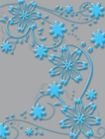 Craft Concepts - A2 Embossing Folder - Thoughtful Collection - Yves