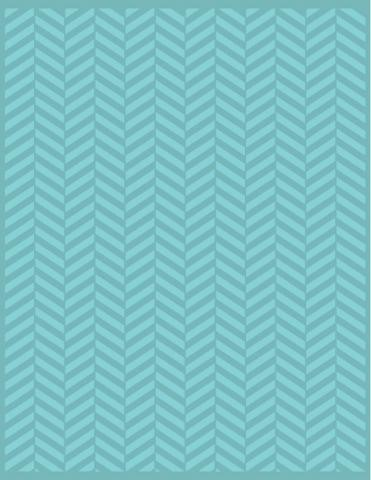 "Craftwell E-Bosser - 8.5""x11"" Embossing Folder - Twill Herringbone"
