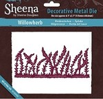 Crafter's Companion - Sheena Decorative Metal Die - Willowherb