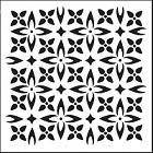 "Crafter's Workshop 12""x12"" Template- Flower Piecing"