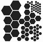 The Crafters Workshop - Templates - 12X12 Hexagons
