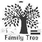 "Crafter's Workshop Templates 12""x12"" Family Tree"