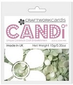 Candi Embellishments - Colour Pop Pistachio