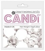 Candi Embellishments - Colour Pop Meringue