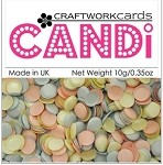 Candi Embellishments - Cotton Candy