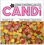 Candi Embellishments - Toy Box