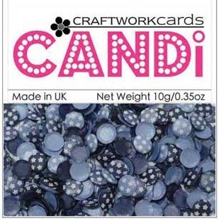 Candi Embellishments - Twilight