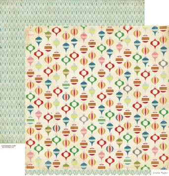 Crate Paper-Peppermint Collection-Paper-Embellish