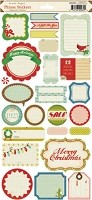 Crate Paper-Peppermint Collection-Phrase Stickers