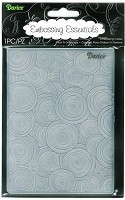 Darice Embossing Folder (Size A2) - Multi Circles