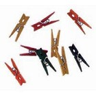 "Darice-1"" Mini Clothespins Asst colors"