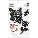 DoCrafts - Xcut Die - Rose