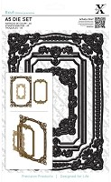 DoCrafts - Xcut Die - Ornate Frames Rectangle