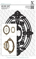 DoCrafts - Xcut Die - Ornate Frames Oval