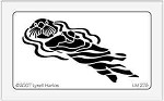 Dreamweaver Medium Metal Stencil - Sea Otter
