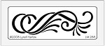 Dreamweaver Medium Metal Stencil - Flourish