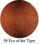 Dreamweaver Stencils - Metallic F/X Mica Powder - Eye of the Tiger