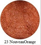Dreamweaver Stencils - Metallic F/X Mica Powder - Nouveau Orange