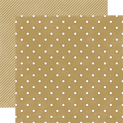 Echo Park-Dots & Stripes Holiday-Paper-Tinsel Small Dot