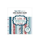 Echo Park - I Love Winter Collection - 6x6 Paper Pad