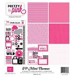 Echo Park - Mini Themes - Pretty in Pink - Collection Kit