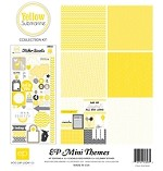 Echo Park - Mini Themes - Yellow Submarine - Collection Kit
