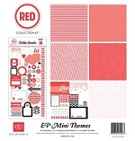 Echo Park - Mini Themes - Red - Collection Kit