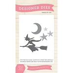 Echo Park - Designer Dies - Witch On A Broom