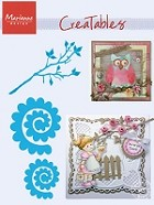 Marianne Design - Creatables Die - Branch and Flower 1