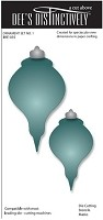 In The Making - Dee's Distinctively Die - Ornament Set 2
