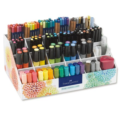 Faber-Castell - Studio Caddy Premium Gift Set