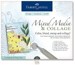Faber-Castell - Mixed Media & Collage Kit