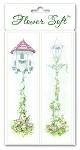 Flower Soft-Card Topper-Summer Dovecote & Lampost