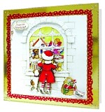 Flower Soft-Card Topper-Cute Christmas-Window Shopping