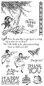 *PRE-ORDER* Graphic 45 - Children's Hour Collection - Cling Stamps 2