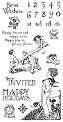 *PRE-ORDER* Graphic 45 - Children's Hour Collection - Cling Stamps 3