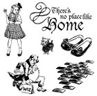 Hampton Art-Cling Stamp Set-The Magic of Oz #2