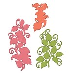 Heartfelt Creations - Cutting Die - Classic Rose Collection - Classic Rose Vines Die